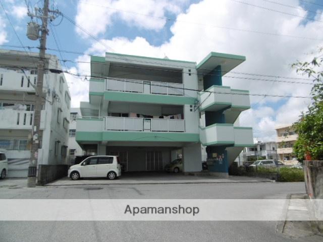 沖縄県宜野湾市の築23年 3階建の賃貸マンション