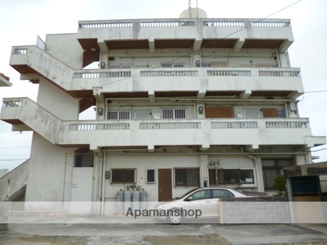 沖縄県宜野湾市の築29年 3階建の賃貸アパート
