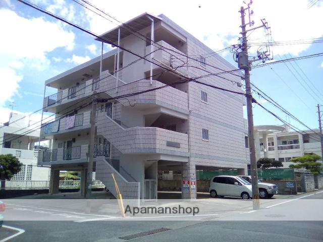 沖縄県宜野湾市の築19年 4階建の賃貸マンション