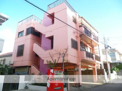 沖縄県宜野湾市の築25年 3階建の賃貸マンション