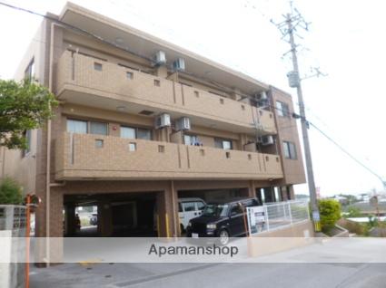 沖縄県宜野湾市の築9年 3階建の賃貸マンション