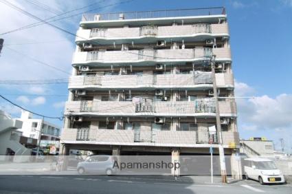 沖縄県宜野湾市の築18年 6階建の賃貸マンション
