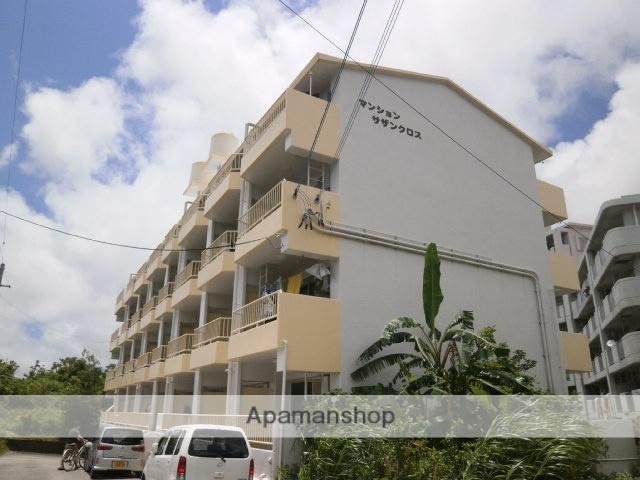 沖縄県宜野湾市の築29年 4階建の賃貸マンション