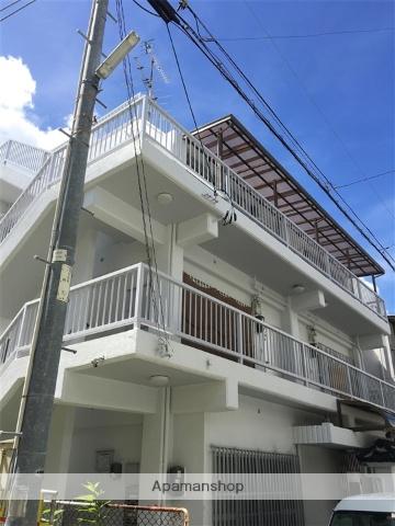 沖縄県那覇市の築41年 3階建の賃貸マンション