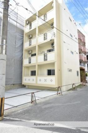 仮)志喜屋様住宅兼共同住宅[1DK/24.84m2]の外観1