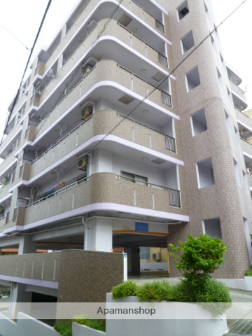 沖縄県那覇市、牧志駅徒歩16分の築13年 6階建の賃貸マンション