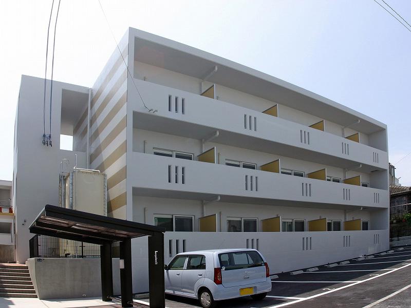 新着賃貸1:沖縄県那覇市樋川1丁目の新着賃貸物件