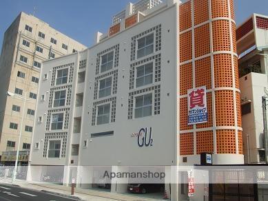 沖縄県浦添市の築6年 4階建の賃貸マンション