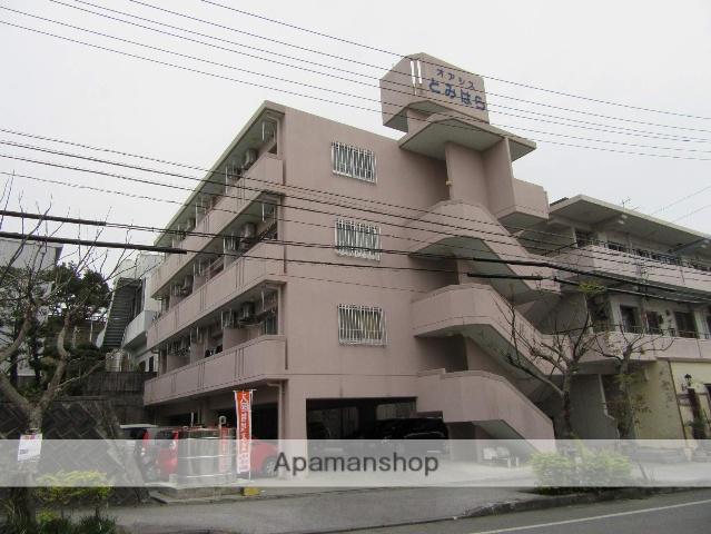 沖縄県中頭郡西原町の築16年 4階建の賃貸マンション