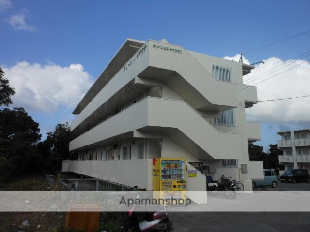 沖縄県国頭郡本部町の築16年 3階建の賃貸マンション