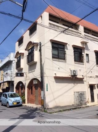 沖縄県名護市の築30年 3階建の賃貸マンション