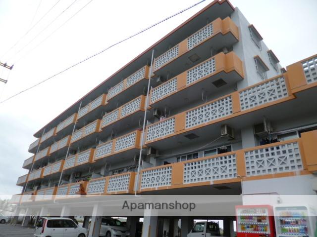 沖縄県名護市の築13年 5階建の賃貸マンション