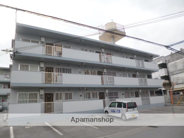 沖縄県豊見城市の築21年 3階建の賃貸マンション