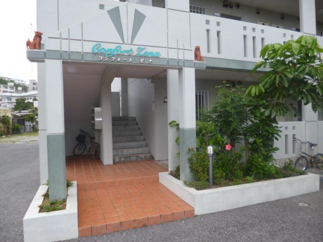 沖縄県豊見城市の築8年 3階建の賃貸マンション