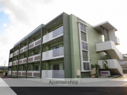 沖縄県島尻郡八重瀬町の築4年 3階建の賃貸マンション