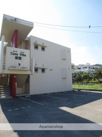 沖縄県南城市の築12年 2階建の賃貸マンション