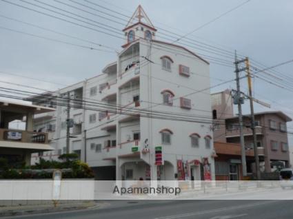 沖縄県島尻郡南風原町の築7年 4階建の賃貸マンション