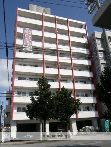沖縄県那覇市、壺川駅徒歩19分の築4年 9階建の賃貸マンション