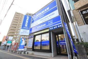 アパマンショップ二日市駅前店 株式会社 リガーレの店舗イメージ写真